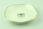 Small dish, Gloucestershire County Cricket Club logo
