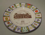 Plate, County Cricket Champions - Middlesex 1976