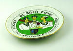 Plate, St Alban's College cricket tour to Australasia 1988
