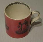 Mug, cricket designs