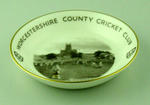 Dish, Worcestershire County Cricket Club - County Champions 1964