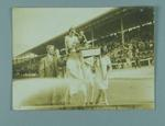 Photograph of several American athletes at 1908 London Olympic Games