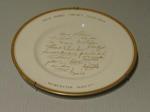 "Plate, ""West Indies Cricket Team 1969"""