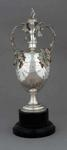 Trophy won by Melbourne Cricket Club, VCA Challenge Cup to Best Cricket Club - season 1881/82