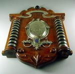 Shield - V.C.A.  Pennant Premiership Season 1896-97 won by the M.C.C.