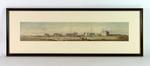 """""""Cricket at Littlehampton, Sussex"""", artist J. Clint circa 1800"""