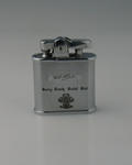 Ronson cigarette lighter Surrey County Cricket Club, County Champions 1952-1956  R.S. Allen engraved