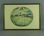 The Grand Jubilee Cricket Match 30 July 1836, Marylebone Club, Lord's Ground