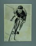 Photograph of cyclist Russell Mockridge