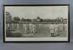 """Print, """"Lord's on a Gentlemen v Players Day 1895"""""""