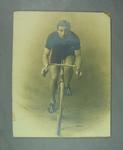 Photograph of Matt Chappell, Dunlop Warrnambool-Melbourne Road Race 1908