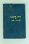 """Book, """"Selected Poems by The Rambler"""""""