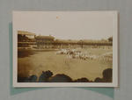 Photograph of Patriotic Carnival held during WWII, Melbourne Cricket Ground