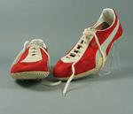 """Pair of Puma """"Special 251"""" long jump shoes"""