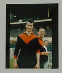 Photograph of Bob Johnson, Dick Fenton-Smith & Dinny Rattray, c1957