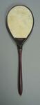 Table tennis bat, c1900