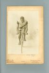 Photograph - cyclist Marshall W. 'Major' Taylor, U.S.A.