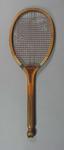 "Tennis racquet - ""The Demon"", made by Slazengers"