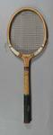 Tennis racquet, c1940s