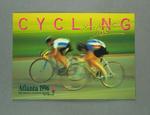 Postcard, 1996 Atlanta Olympic Games cycling events