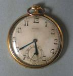 Gold Case Fob Watch
