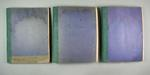 Three scrapbooks compiled by Irene Berzinski, 1956 Melbourne Olympic Games