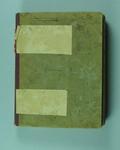 Scrapbook - swimming - Marshall: Volume 1' - newspaper cuttings 1946-47