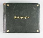 Autograph book, c1936