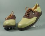 "Pair of Puma ""Wingfoot"" golf shoes"
