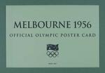Postcard in envelope, 1956 Melbourne Olympic Games