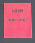 "Booklet, ""Handbook of Women's Hockey"""