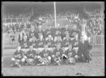Glass negative, image of Yarraville Football Club - 1939