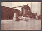 European city building - Frank Laver Photograph Album collection