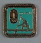 Badge, 1980 Olympic Games - Canoeing