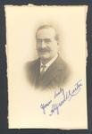 Photograph from Frank Laver's photograph album, image of Alfred Carter