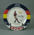 Plate, Mark Bickley - 1997 Adelaide Crows FC Captain