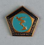 Badge, 1980 Olympic Games - Modern Pentathlon (Swimming)