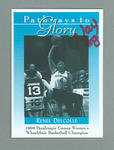 Pathways to Glory Renee Delcolle trade card