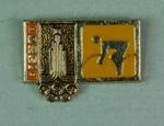 Badge, 1980 Olympic Games - Cycling