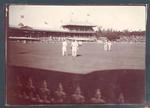 Photograph from Frank Laver's photograph album, Melbourne Cricket Ground c1905