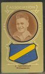 Trade card featuring J Lonergan c1930s