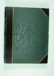 Photograph album assembled by Frank Laver, photos removed