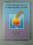 """Book, """"XXIII Olympic Games - The Official Pictorial History - Los Angeles"""""""
