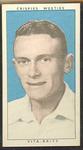 1948 Weeties Crispies Vita-Brits Leading Cricketers series Philip Ridings trade card