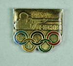 Badge, 1980 Olympic Games - Shooting