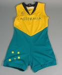 Hockey bodysuit, worn by Claire Mitchell-Taverner at Sydney 2000 Olympic Games