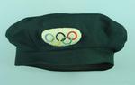 Beret - 1956 O.G. Volunteer Driver Hat worn my Gwenyth Strasser