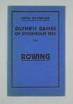 Programme - Rowing Programme, Rules & Regulations, 1912 Stockholm Olympic Games