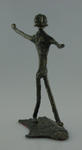 """Sculpture, """"Bowler"""" by Ray Tyrer"""