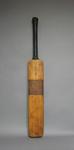 Cricket bat used by Australian Keith Rigg, c.1920s-30s